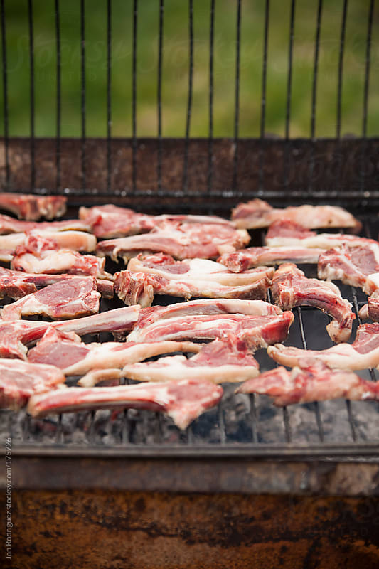 Barbecue by Jon Rodriguez for Stocksy United