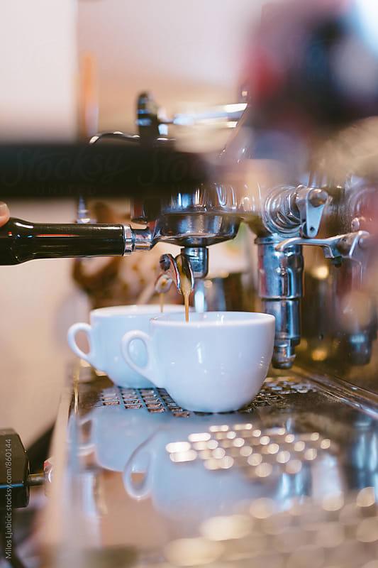 Espresso by Milos Ljubicic for Stocksy United