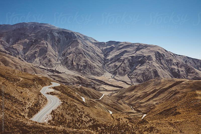 Landscape of Northen Argentina by michela ravasio for Stocksy United