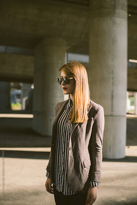 Modern woman by Branislav Jovanovic for Stocksy United
