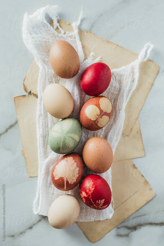 Easter eggs by Tatjana Ristanic for Stocksy United