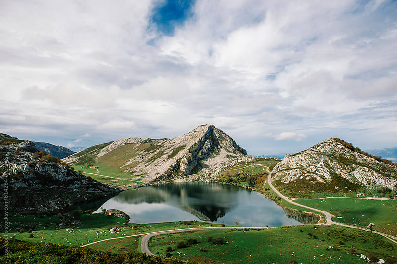 Lagos de Covadonga by Jose Coello for Stocksy United