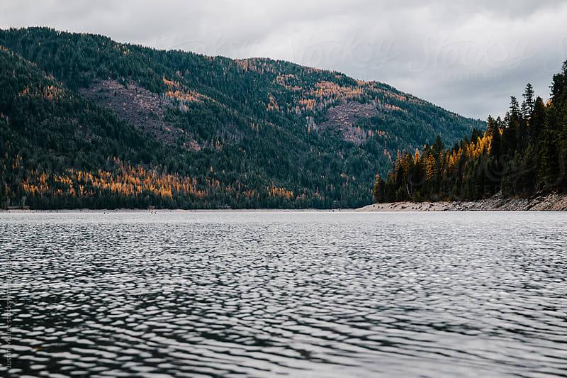 Sullivan Lake, Washington by Justin Mullet for Stocksy United