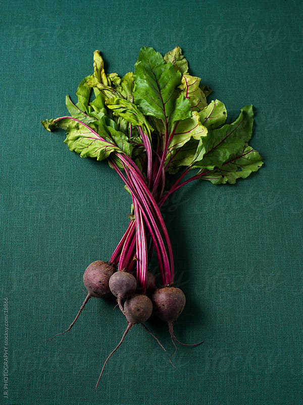 Beetroot by J.R. PHOTOGRAPHY for Stocksy United