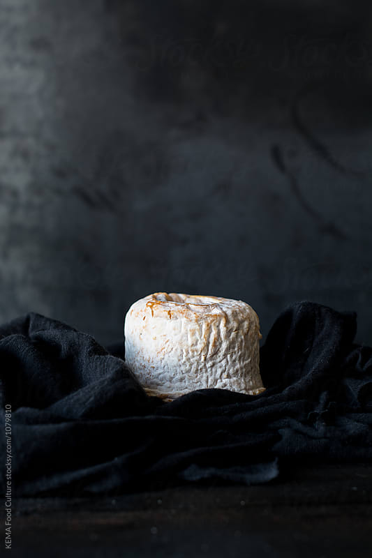 Langres cheese by KEMA Food Culture for Stocksy United
