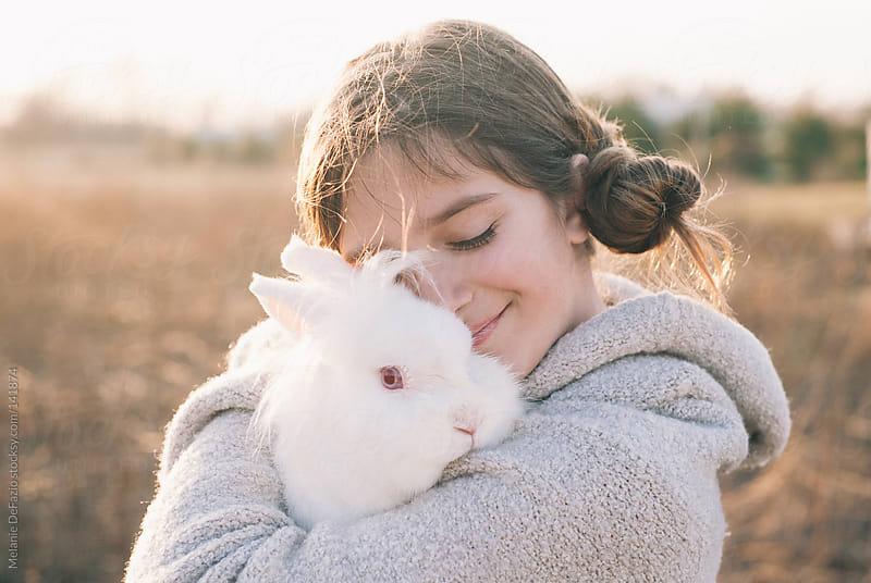 Bunny Love by Melanie DeFazio for Stocksy United