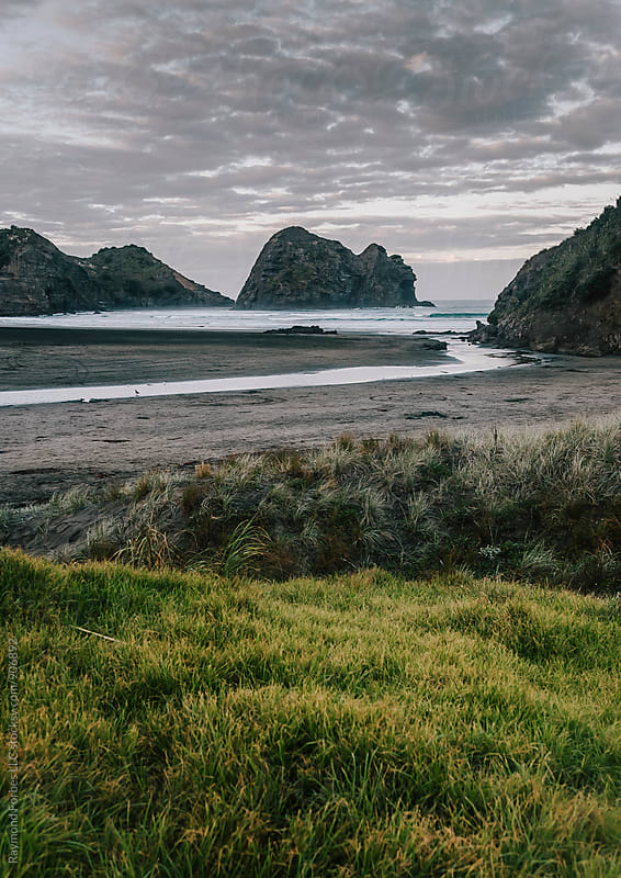 Piha Beach  by Raymond Forbes LLC for Stocksy United