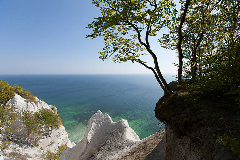 Rocks in Denmark. by Nicolai Perjesi Photography for Stocksy United