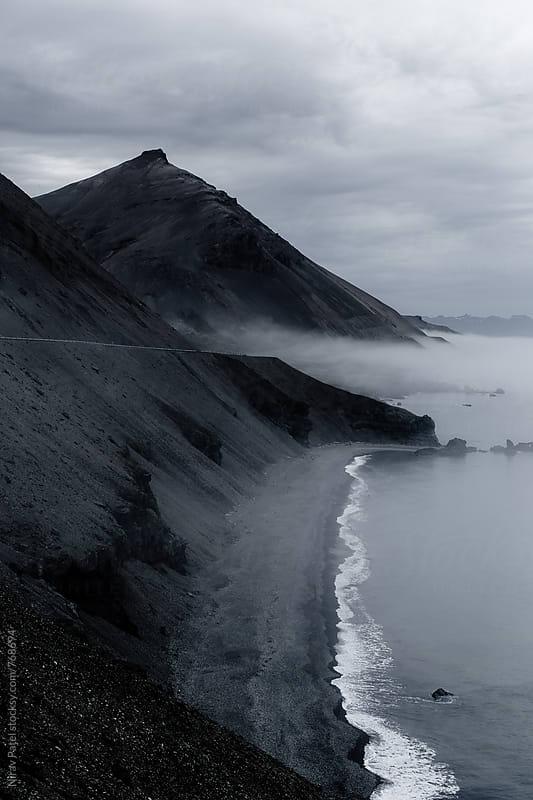Eastern coast of Iceland. by Nirav Patel for Stocksy United