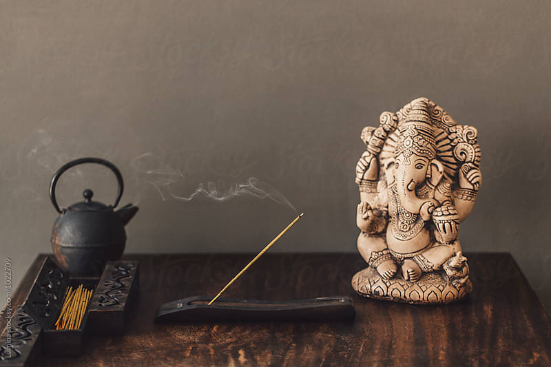 Statue of Ganesha by Lumina for Stocksy United