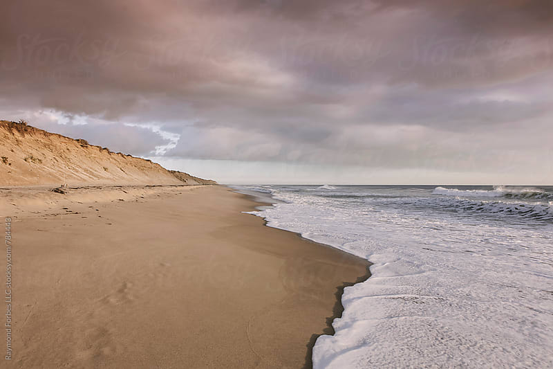 Cape Cod National Seashore Autumn  by Raymond Forbes LLC for Stocksy United