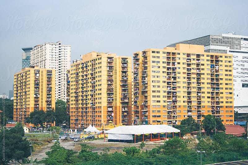 Condos in Asia by Good Vibrations Images for Stocksy United