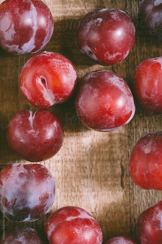 plums by Alexey Kuzma for Stocksy United