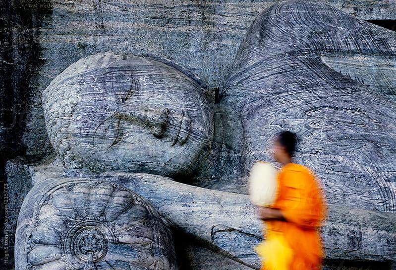Ancient City of Polonnaruwa by Hugh Sitton for Stocksy United