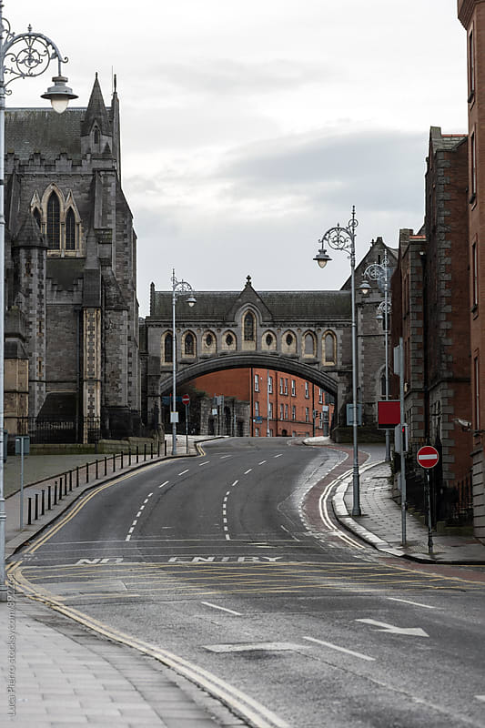 Christ Church Cathedral, Dublin by Luca Pierro for Stocksy United