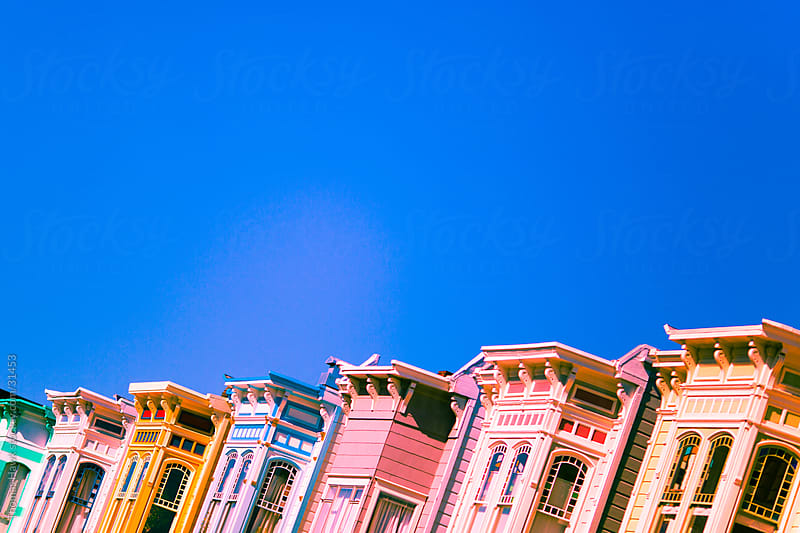 San Francisco Architecture by Thomas Hawk for Stocksy United