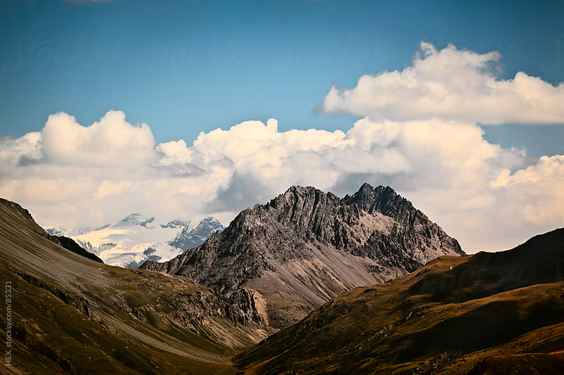 Mountain Landscape. Livigno, Italy by HEX. for Stocksy United