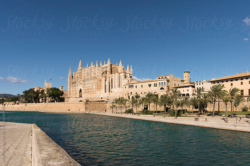 Cathedral of Palma de Majorca by Marilar Irastorza for Stocksy United