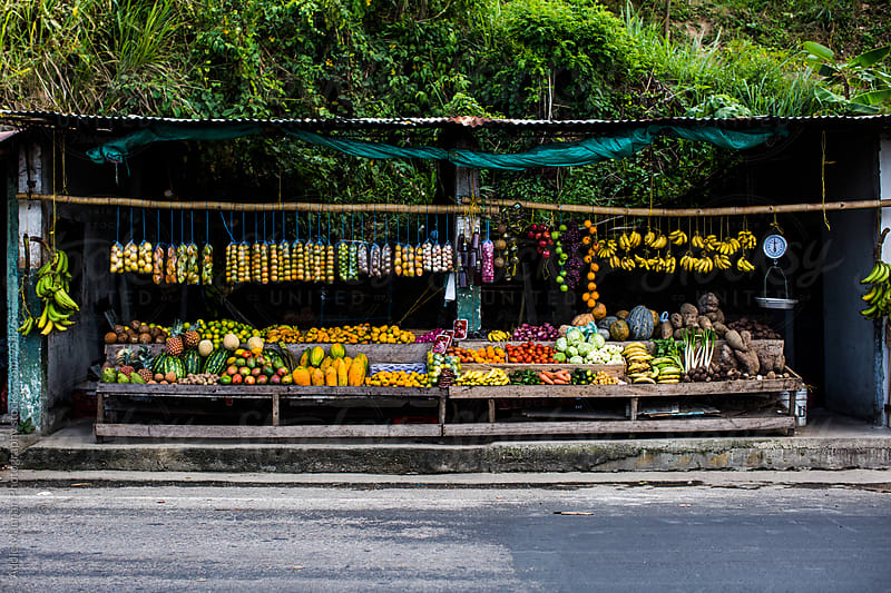 Fruit Stand by Addie Mannan Photography for Stocksy United