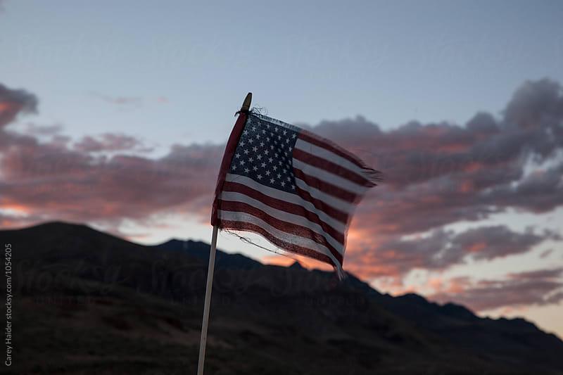 American Flag by Carey Haider for Stocksy United