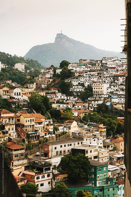 Favela Rio De Janeiro, Brazil by Raymond Forbes LLC for Stocksy United