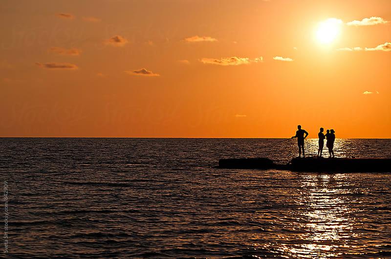 Sunset by Svetlana Shchemeleva for Stocksy United