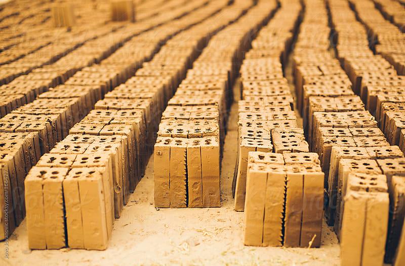 Brick factory in Laos by Jovo Jovanovic for Stocksy United