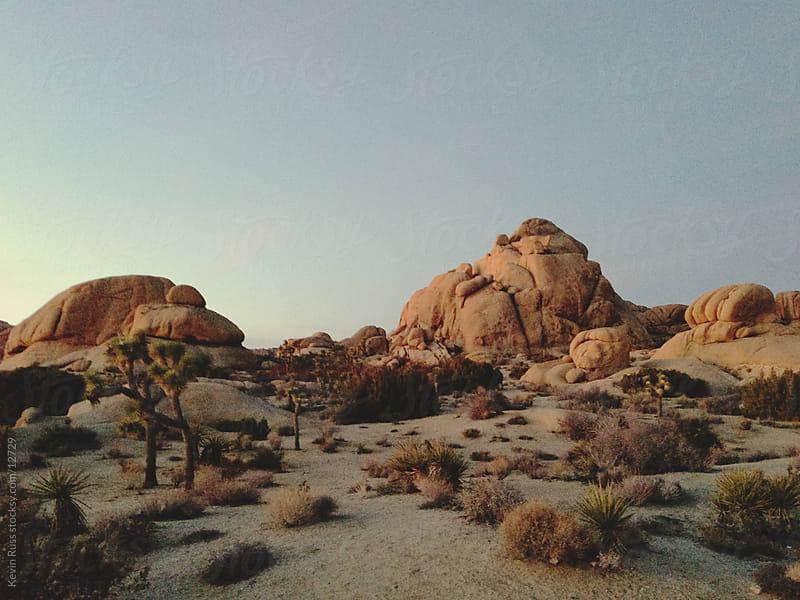 Boulder Landscape by Kevin Russ for Stocksy United