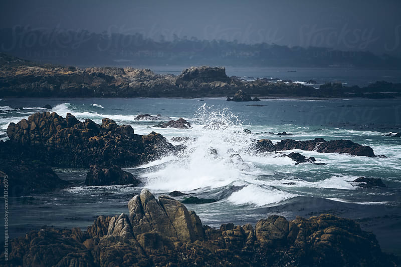 rocky coast by unite  images for Stocksy United