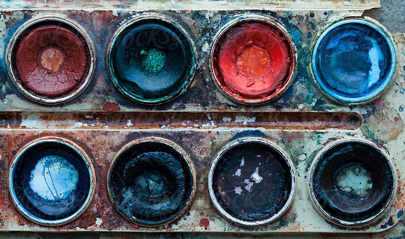 Watercolors by Jelena Jojic Tomic for Stocksy United