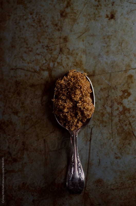 brown sugar by Crissy Mitchell for Stocksy United