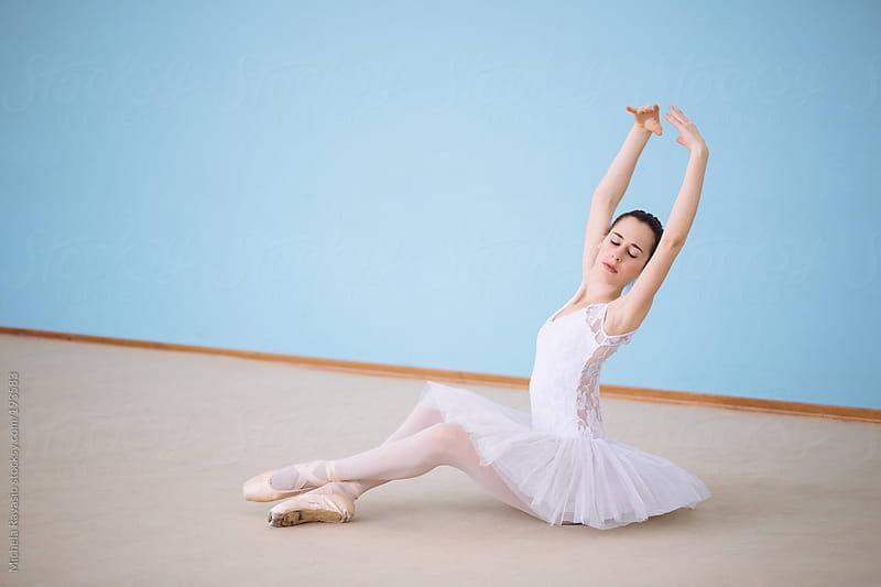 Classical dancer by michela ravasio for Stocksy United