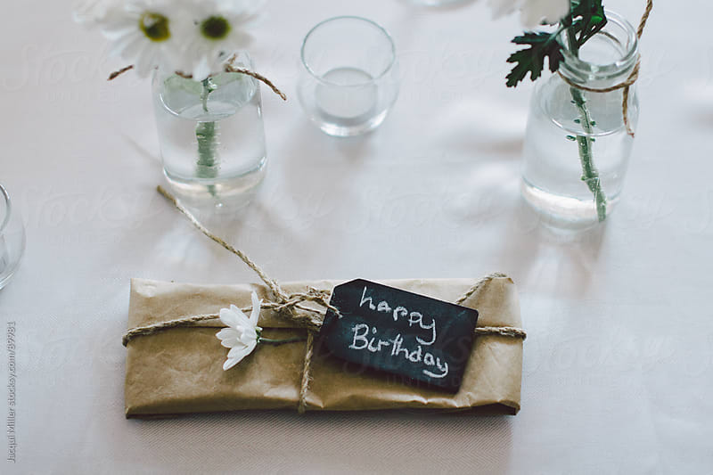 Happy Birthday by Jacqui Miller for Stocksy United
