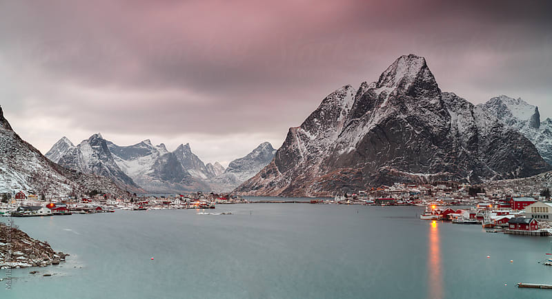 Reine Village by Marilar Irastorza for Stocksy United