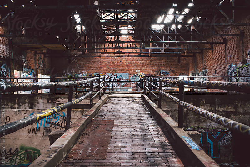 Swift Penitentiary by Matthew Yarnell for Stocksy United