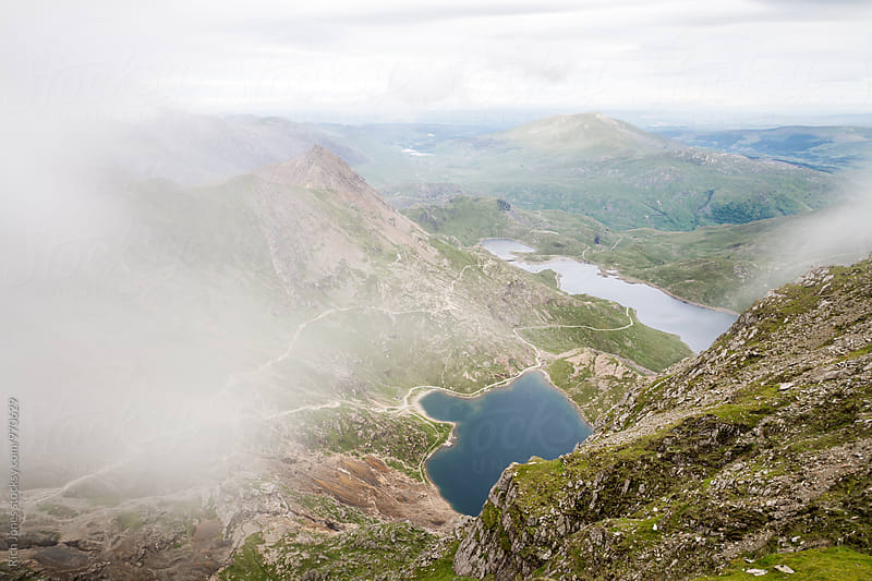 Mount Snowdon, Wales by Rich Jones for Stocksy United