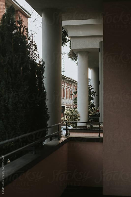 Balcony by Giada Canu for Stocksy United