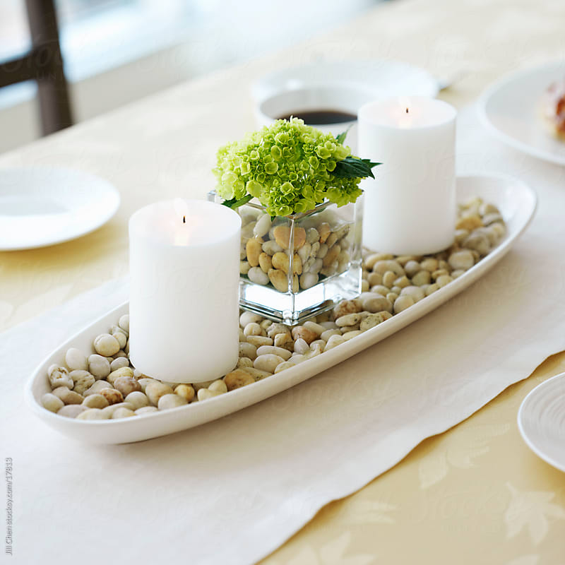 Spring Centrepiece by Jill Chen for Stocksy United