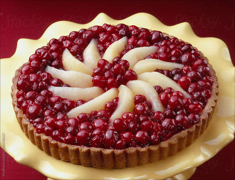 Cherry pie by JIm Bowie for Stocksy United