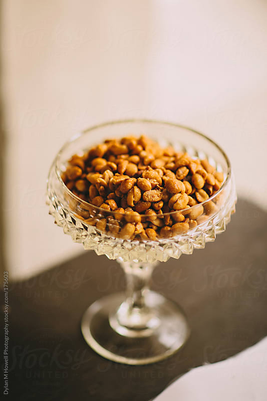 Bowl of nuts by Dylan M Howell Photography for Stocksy United