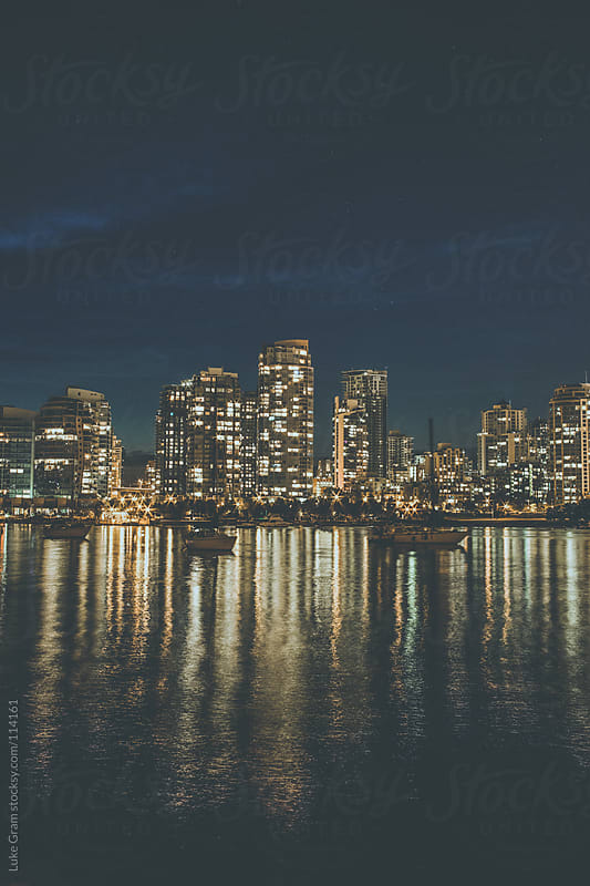 Vancouver I by Luke Gram for Stocksy United
