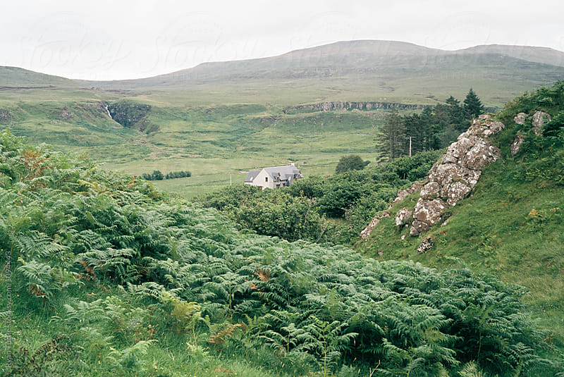 Fairy Glen, Scotland by Ryan Tuttle for Stocksy United