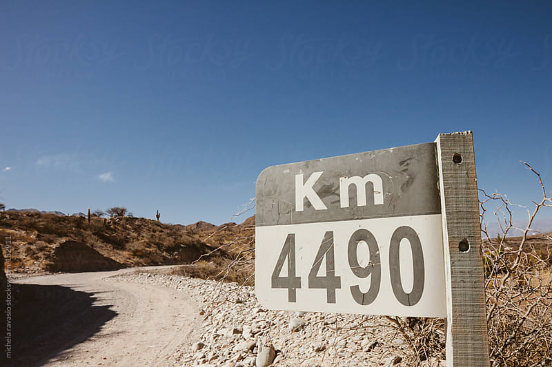 Road sign by michela ravasio for Stocksy United