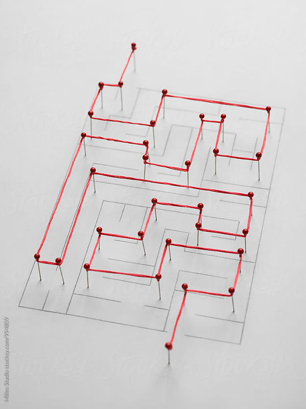 Labyrinth by Milles Studio for Stocksy United