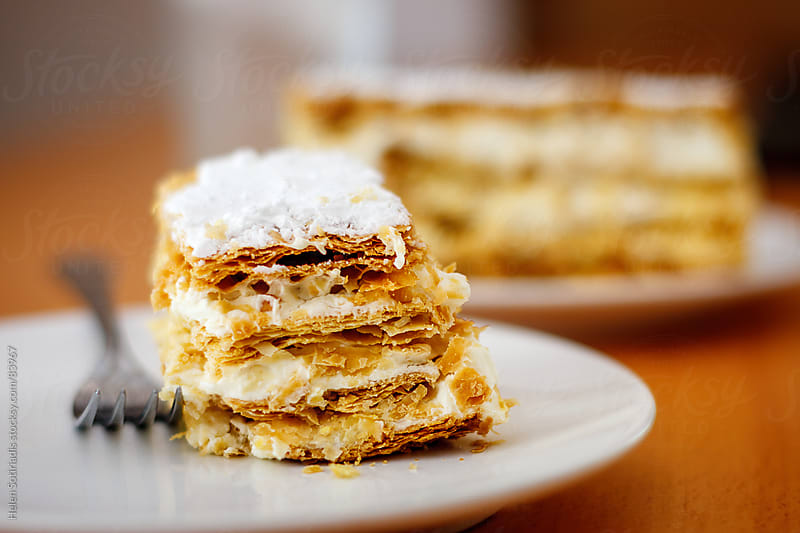 Mille-feuille by Helen Sotiriadis for Stocksy United