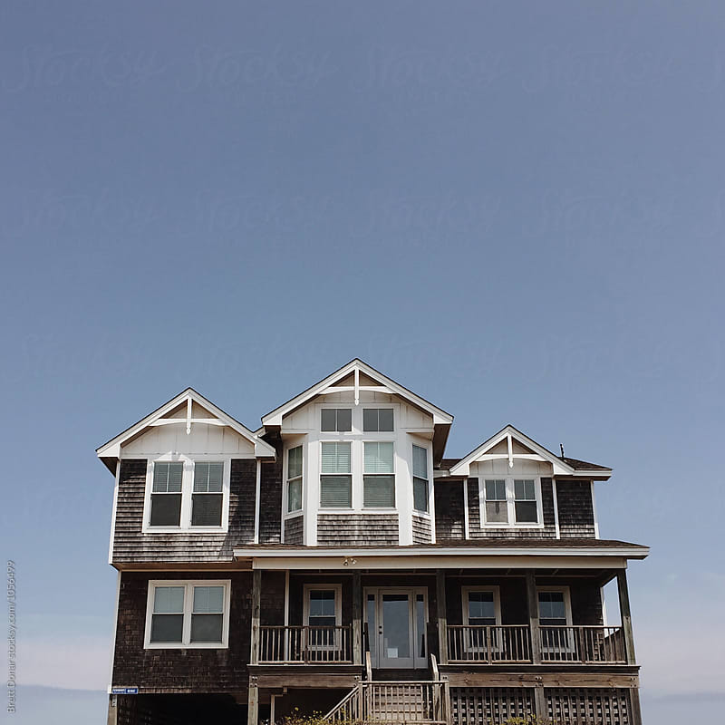 Beach House by Brett Donar for Stocksy United