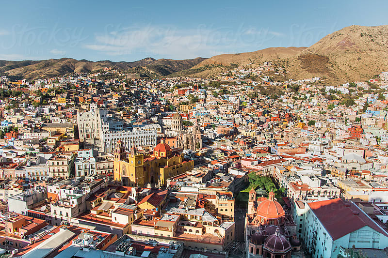 Guanajuato, Mexico by Per Swantesson for Stocksy United