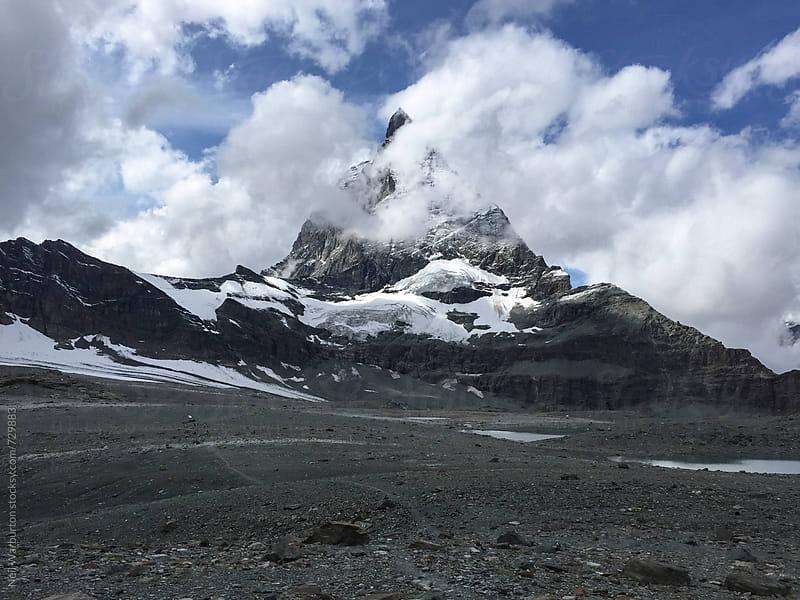The Matterhorn by Neil Warburton for Stocksy United