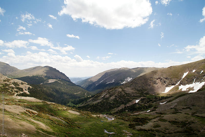 Rocky Mountain National Park by Carter Moore for Stocksy United