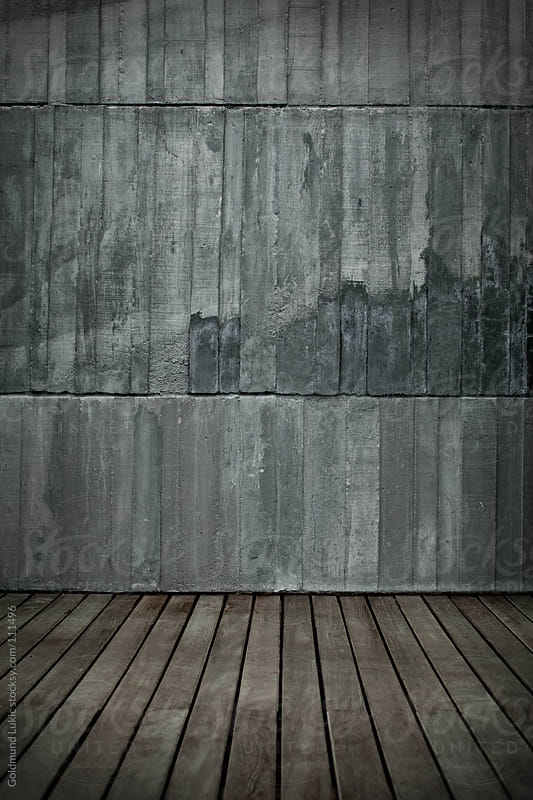 Concrete and Floor by Goldmund Lukic for Stocksy United